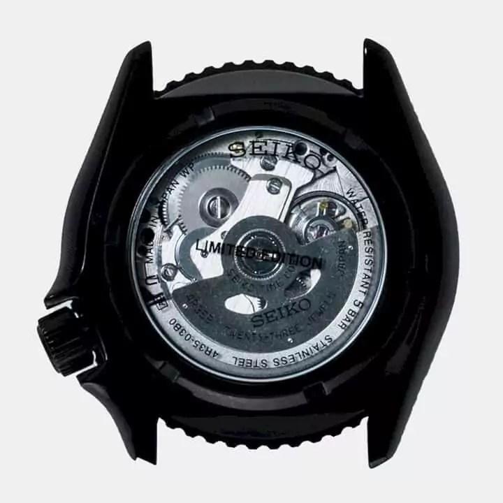 Seiko X Wena Wrist Pro 5