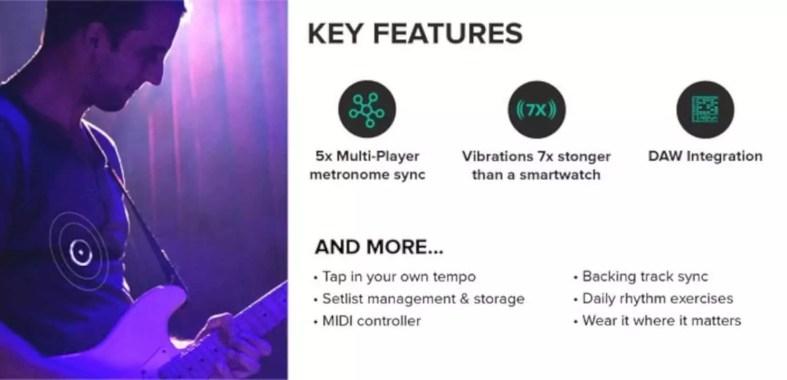 Soundbrenner Core 4