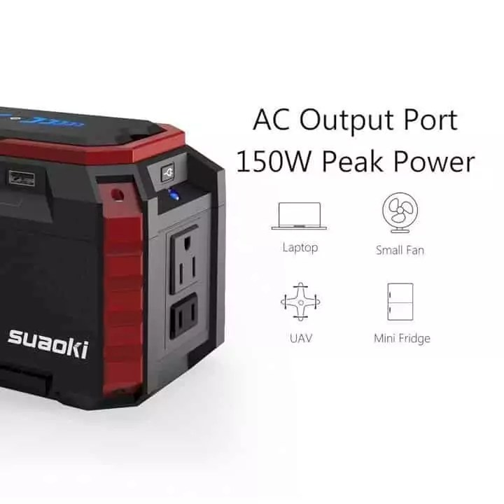 Suaoki S270 Portable Power Station 1