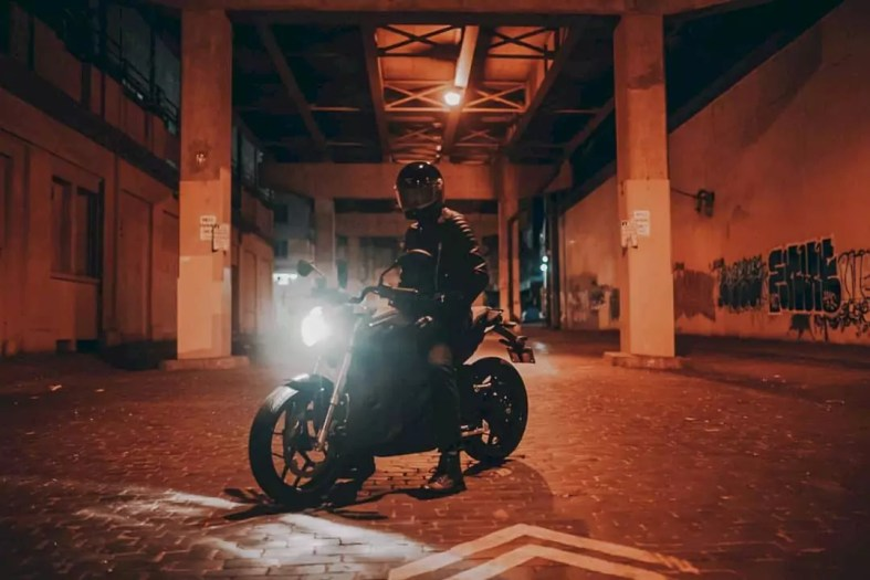Zero S Electric Motorcycle 2