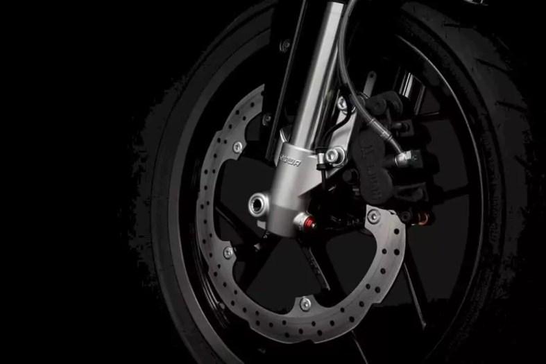 Zero S Electric Motorcycle 9