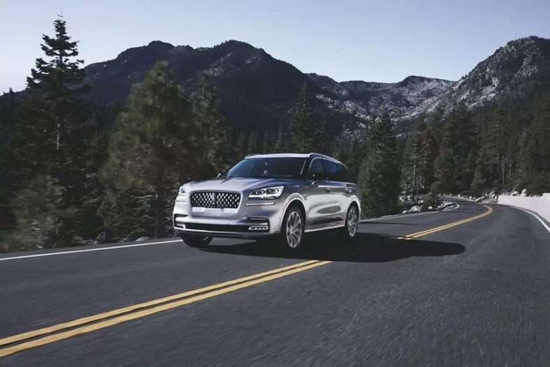 All New 2020 Lincoln Aviator 12
