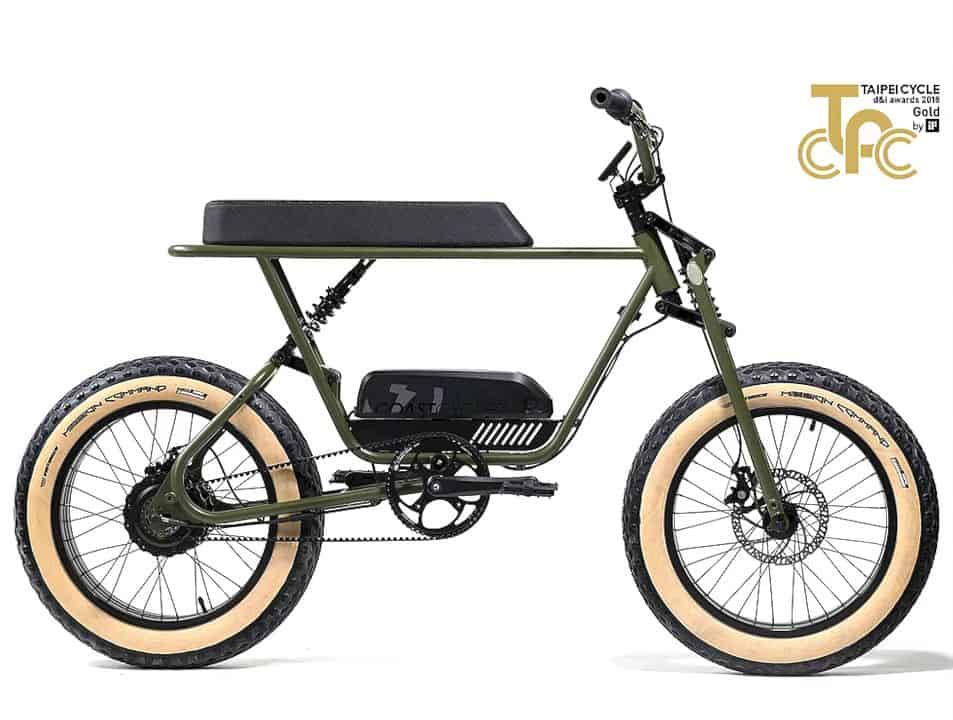 Buzzraw X Series: the ultimate unconventional commuter!
