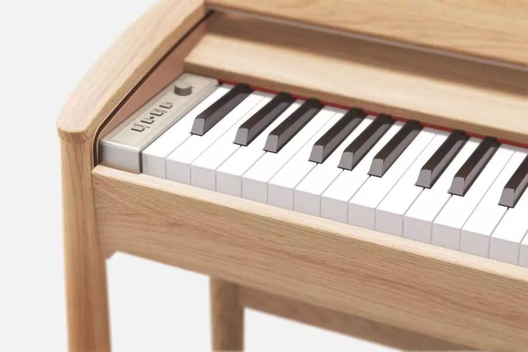 Roland x Karimoku Kiyola KF-10: The artisan tradition meet the innovative digital piano technology
