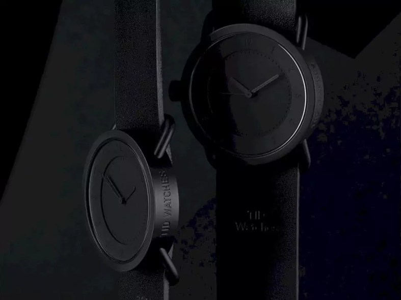 Tid Watch No 1 36 Black Edition 3
