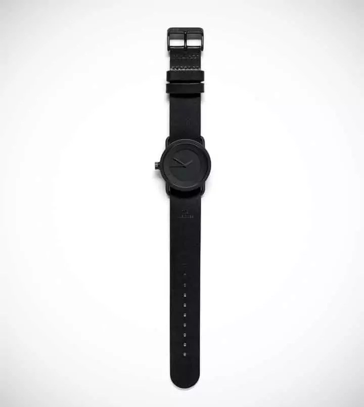 Tid Watch No 1 36 Black Edition 6