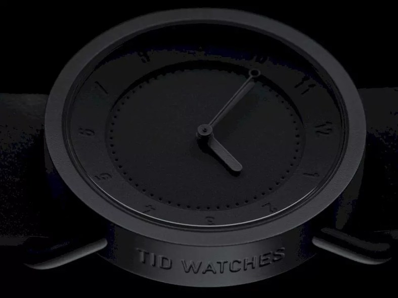 Tid Watch No 1 36 Black Edition 7