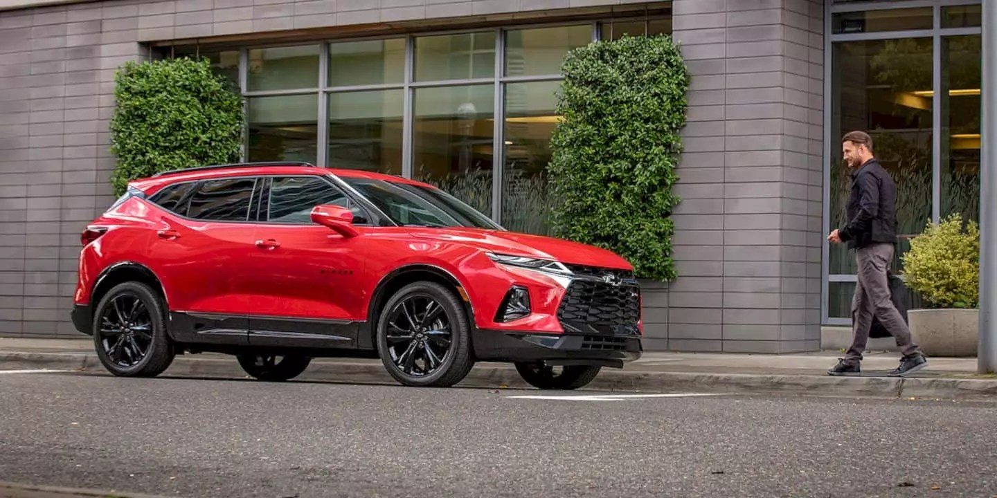 All New 2019 Blazer 14