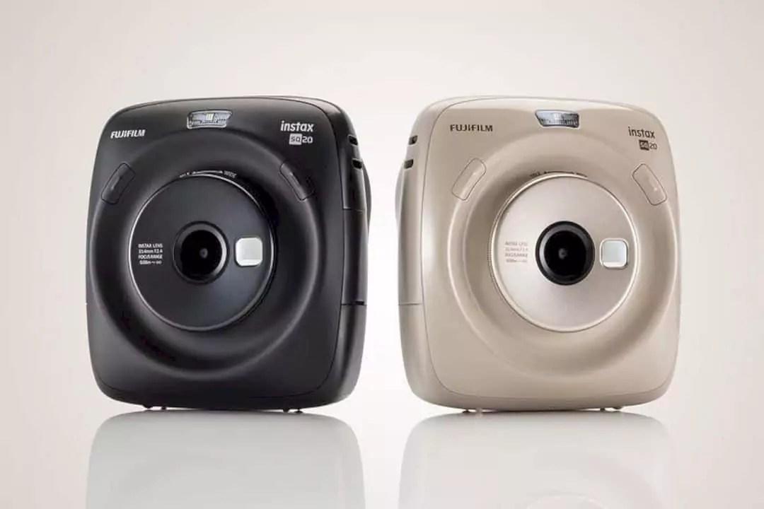 Fujifilm Instax Square SQ20: Shoot, Rewind, Print