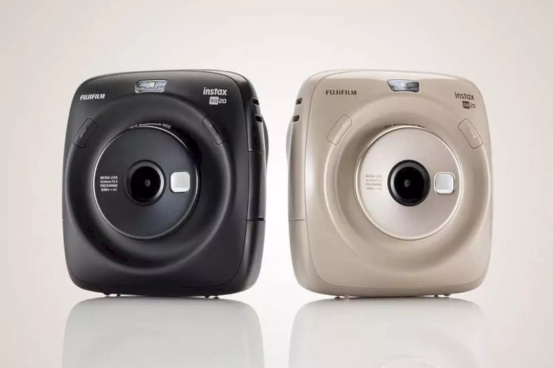 Fujifilm Instax Square Sq20 7