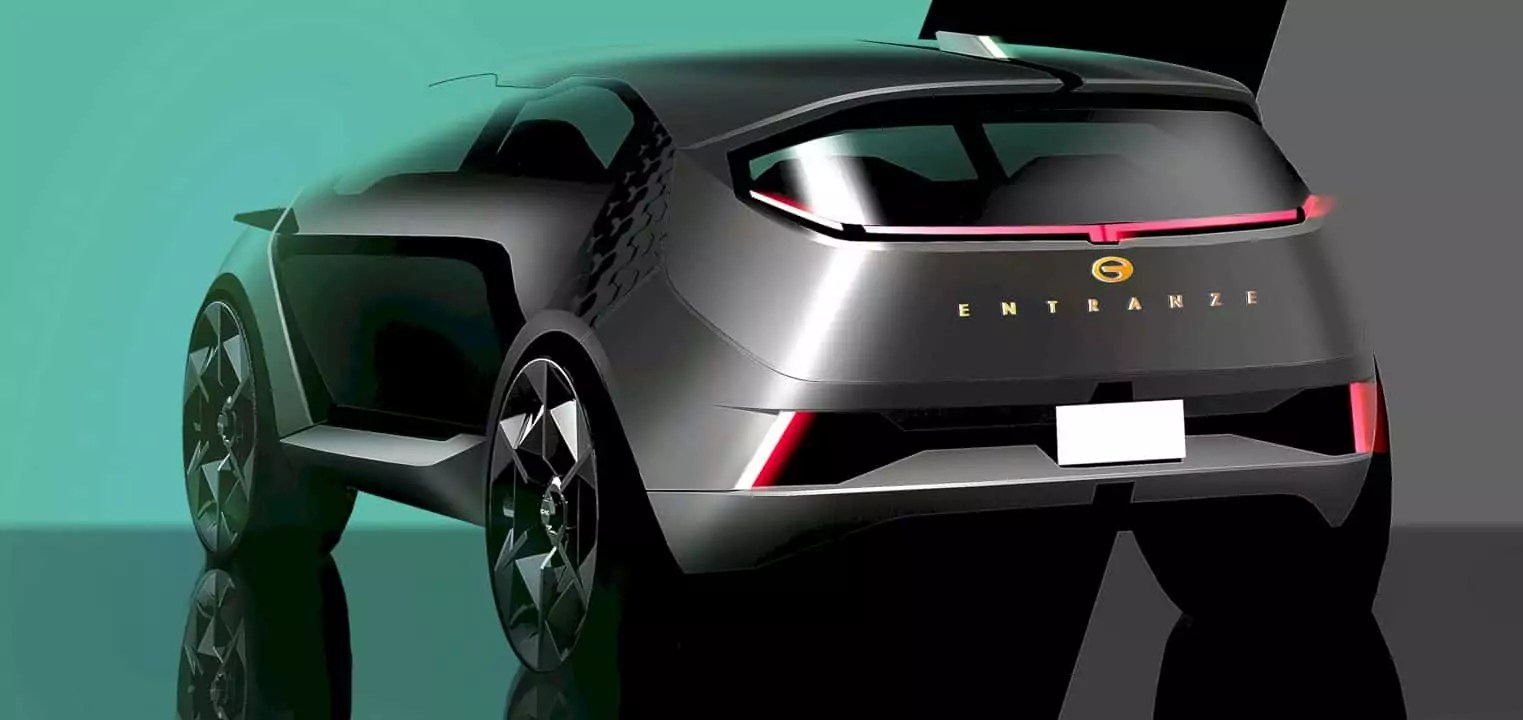 GAC Entranze EV Concept: for people to connect during life's great journey