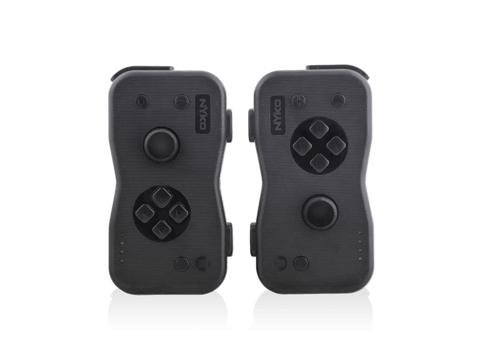 Nyko Dualies for Nintendo Switch™: Improved Ergonomics and Comfort