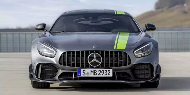The New Marcedes Amg Gt R Pro 12