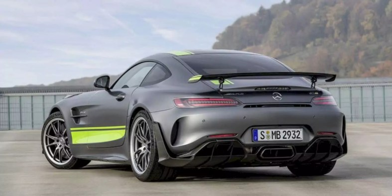 The New Marcedes Amg Gt R Pro 8