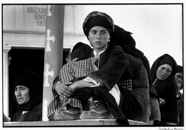 Έργο του Κωνσταντίνου Μάνου (Όλυμπος Καρπάθου, 1964)