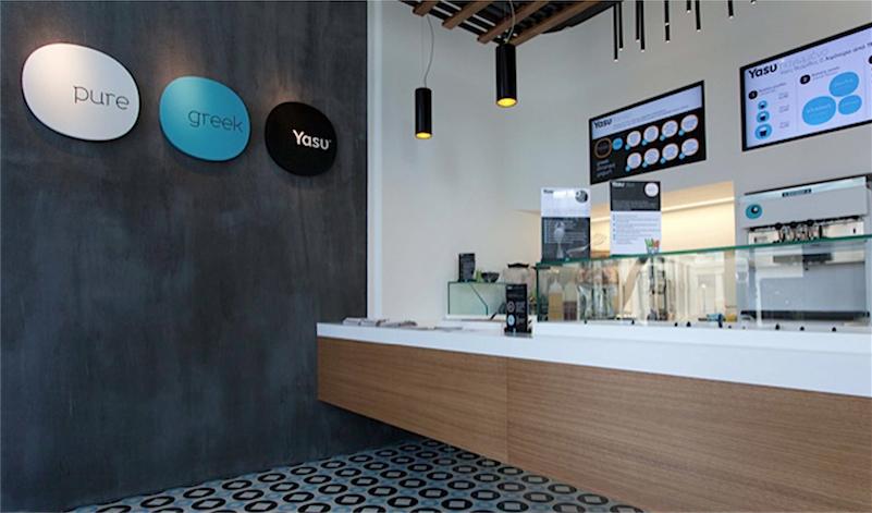 YASU Shop at Kifissia Interior a