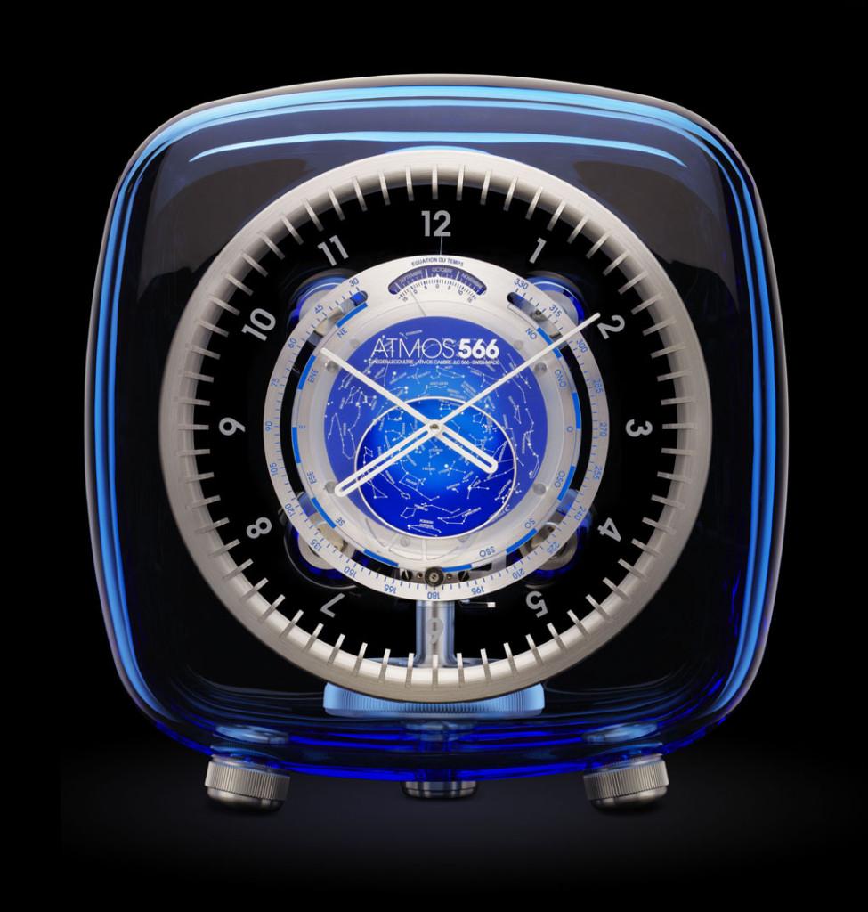 Atmos 566 Clock 2010 - Jaeger Le-Coultre