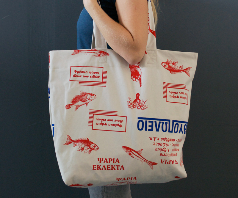 Fishmarket Bag