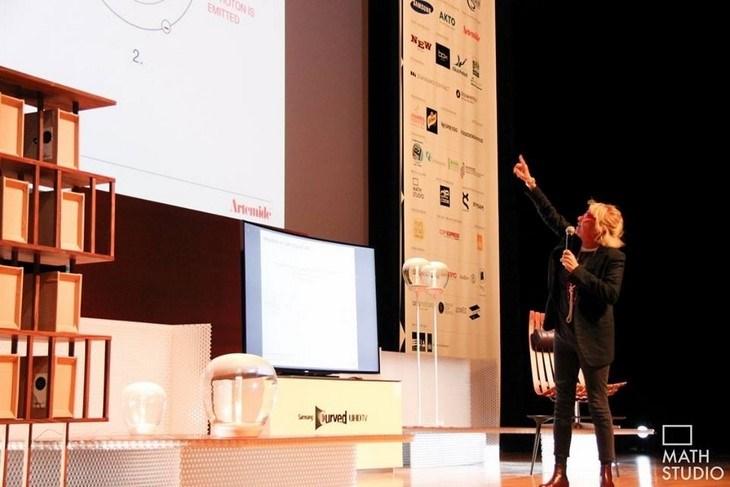 ΕΣΩ Conference / Carlotta de Bevilacqua, (Φωτο: Ίρια Χωριανοπούλου)