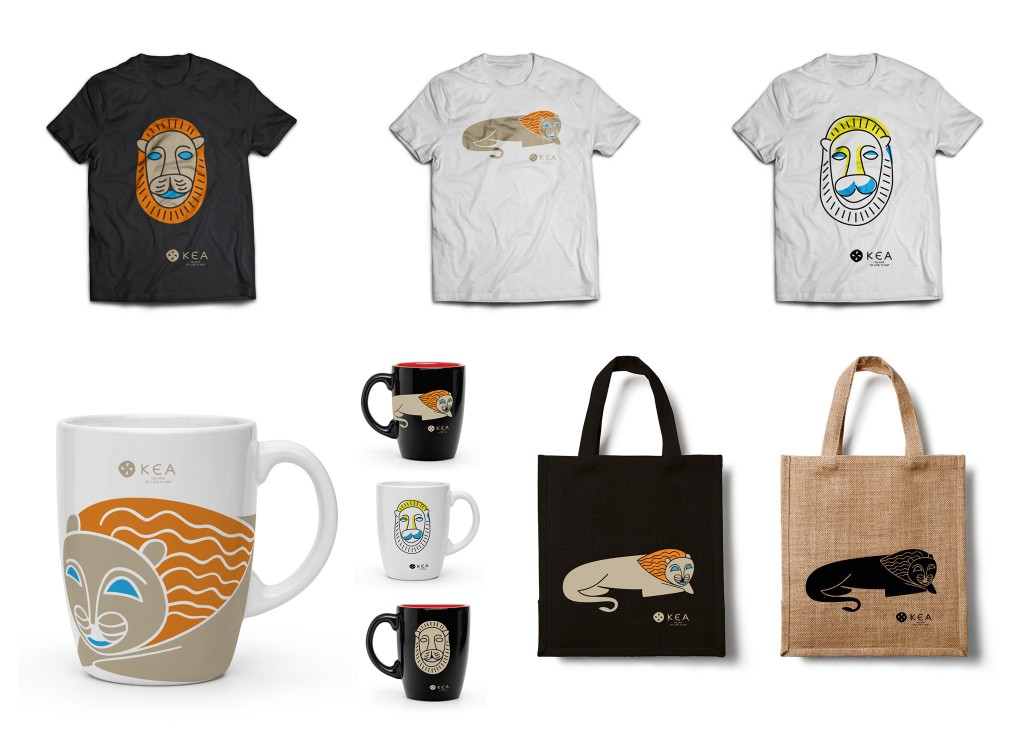Lion_KEA_Merchandise