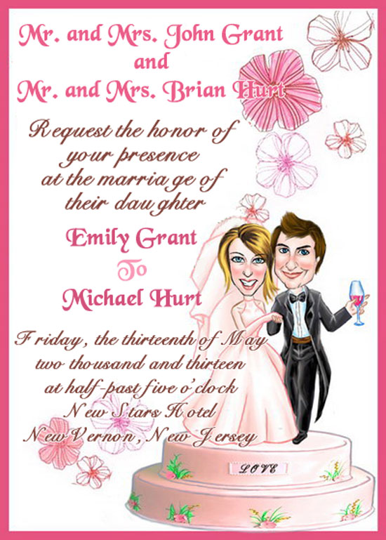 Full Size Of Wedding Invitations Invitation Wordings For Friends From Groom