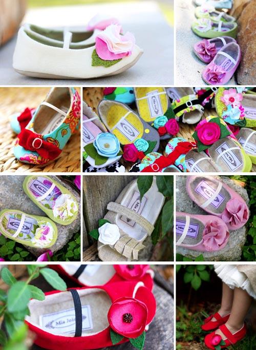 fancy little girl shoes joy folie