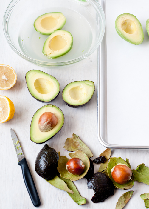 Авокадо. Как заморозить фрукты