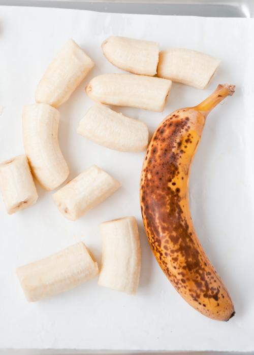 Банан для заморозки