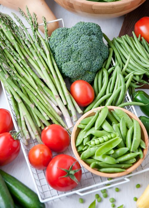 Овощи. Ягоды. Фрукты. Замораживание