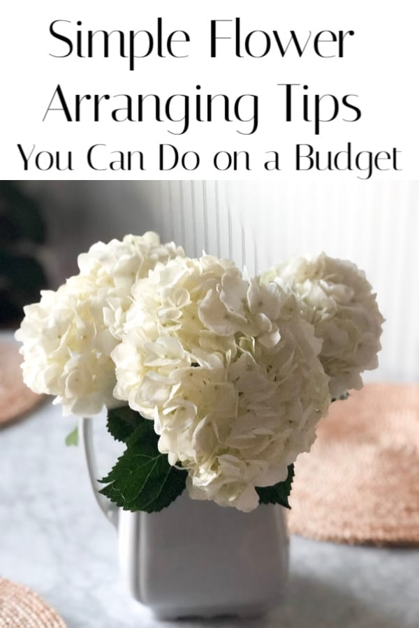 Arranging flowers on a budget is possible, even if you've never done it before.  Click here for tips.