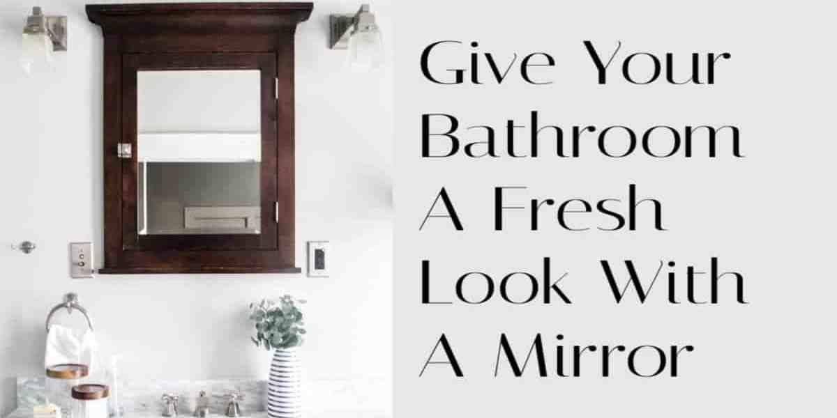 Cheap Bathroom Mirror Ideas