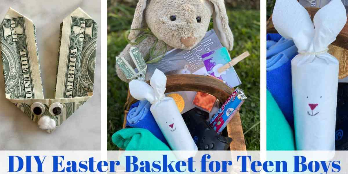 Easy Easter Basket Ideas for Teenage Boys