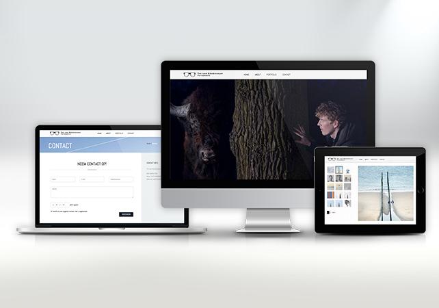 tim van eenennaam fotografie webdesign