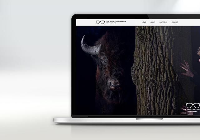 tim van eenennaam fotografie website
