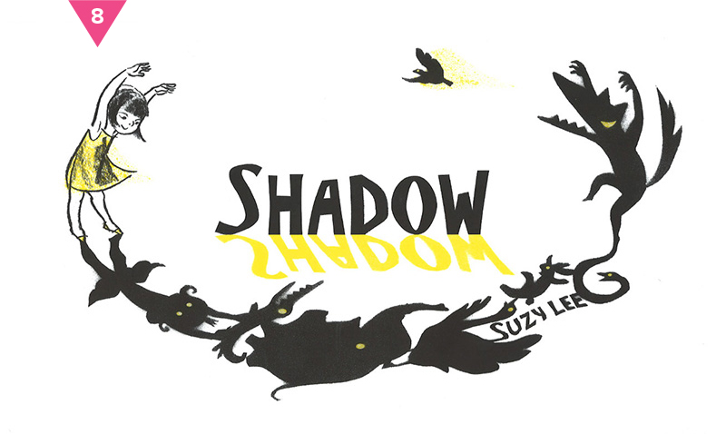 Shadow #givebooks