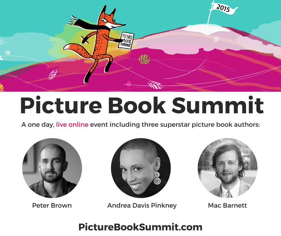 Picture Book Summit FB post