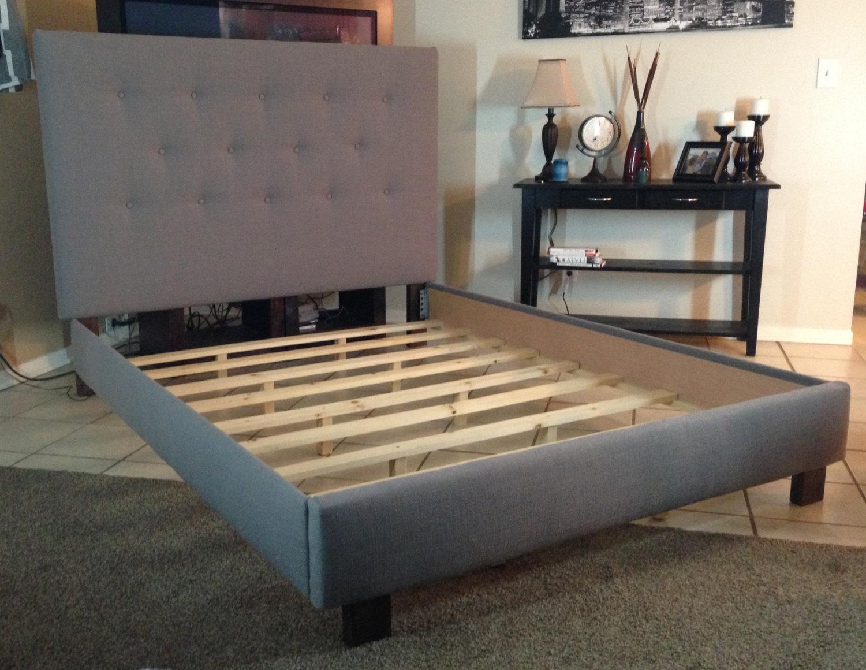 Build Bed Frame - Design On Vine