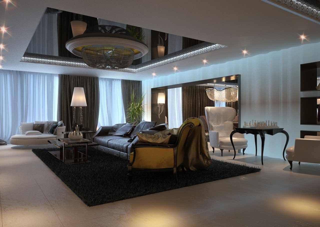 Modern Classic Interior & Modern Classic Interior - Design On Vine