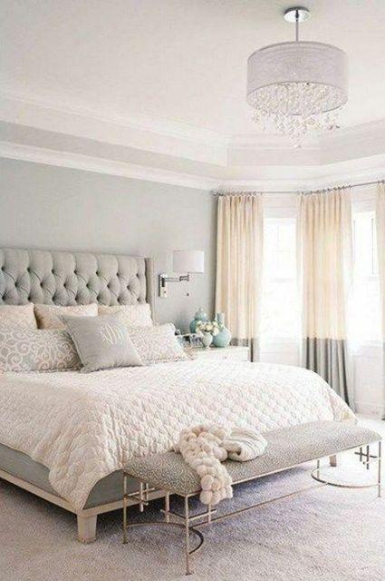 Nice size elegant bedrooms