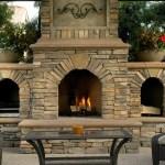 Outdoor Fireplace Design Ideas