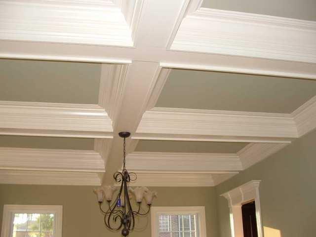 Texture Ceiling Color Design