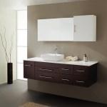 Wall Mounted Bathroom Vanity Accessories