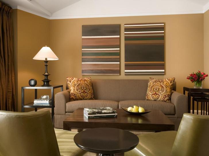 Color Palette For Living Room