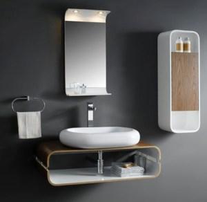 Contemporary Bathroom Design Mila