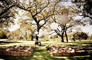 Country Outdoor Wedding Ideas QaLy