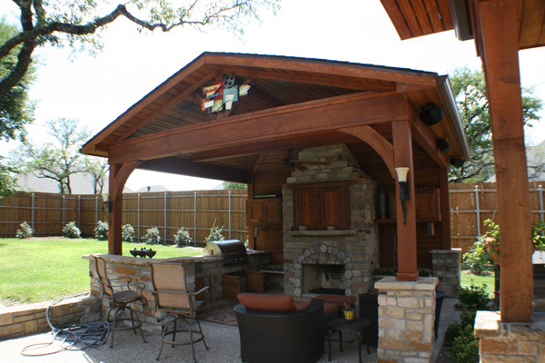 Charmant Covered Outdoor Patio Ideas