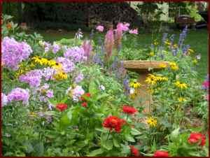 Design Flower Garden CBeO