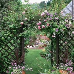 English Cottage Garden Design YcLH