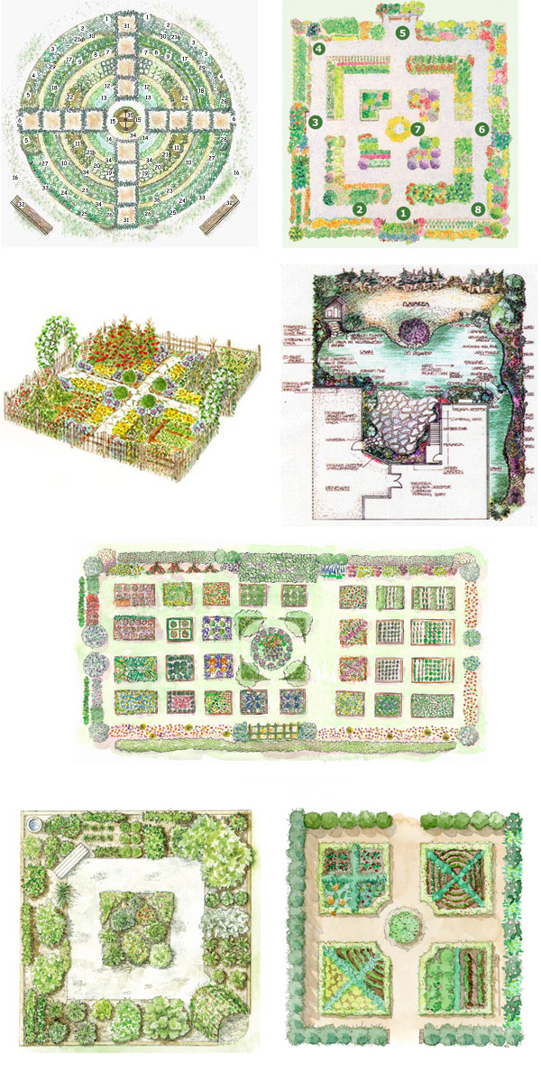 English Garden Design Plans Veby Design On Vine