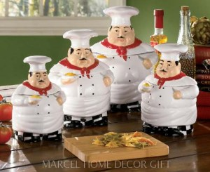 Fat Chef Kitchen Decor UcIj